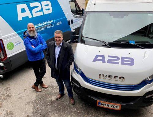 HS Kuukausiliite 3/21: Ammattiliikenne ilmastoystävällisemmäksi biokaasuautoilla