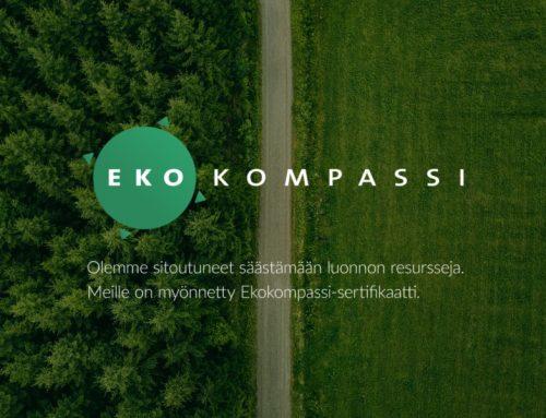 Ekokompassi-sertifikaatti